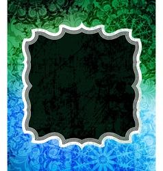 vintage banner vector image vector image