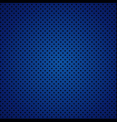 blue carbon fiber seamless vector image