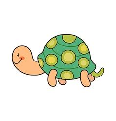Icon turtle vector