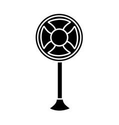 fan icon image vector image vector image