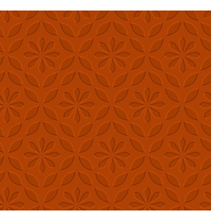 Deisy flower 3d seamless pattern vector