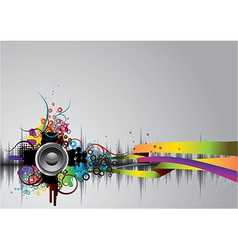 abstract 30 vector image vector image