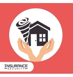 house insurance safety vector image