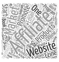 Website Or No Website text background wordcloud vector image