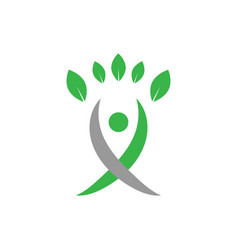 agriculture logo design concept vector image