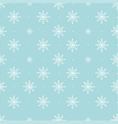 Snowflakes drawing collection - pattern vector