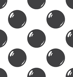 pearl seamless pattern vector image