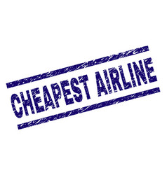Scratched textured cheapest airline stamp seal vector