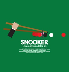 Snooker Competition vector