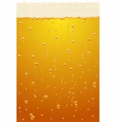 Beer texture vector