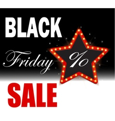 Black Friday Poster Sale Black Friday discounts vector