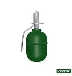 Grenade photorealism vector