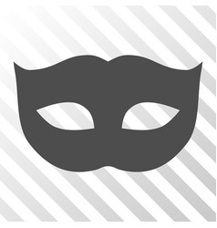 Privacy mask icon vector