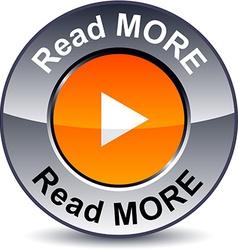Read more round button vector
