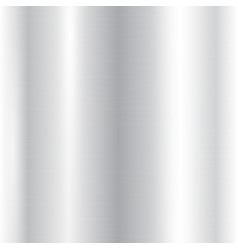 silver metallic gradient vector image