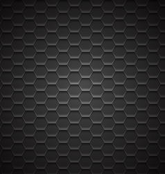 Abstract Dark Metal Background vector