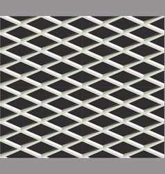 Grid pattern seamless vector