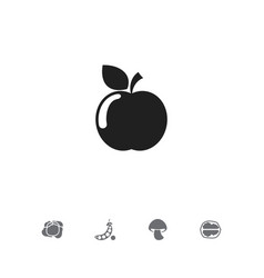 set of 5 editable kitchenware icons includes vector image
