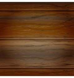 Brown wood texture Abstract background empty vector image