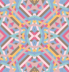 Polygon gothic vector