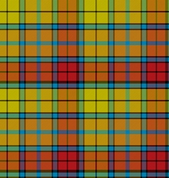Tartan buchanan seamless pattern vector