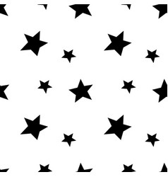 modern geometric star pattern star pattern vector image vector image