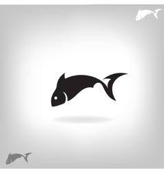 a fish vector image