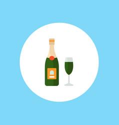 champagne icon sign symbol vector image