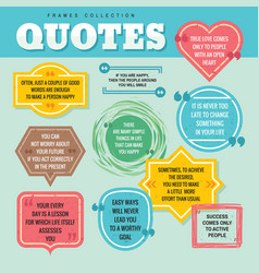 motivation quotes - modern vector image