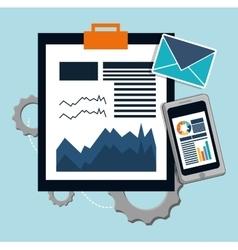Development with document design vector