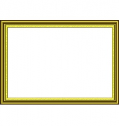Frame picture vector