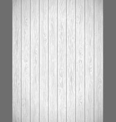 White wood texture template eps 10 vector