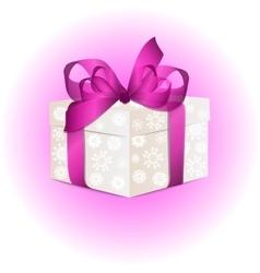 Gift box concept vector