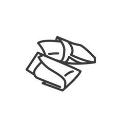 tamales icon vector image