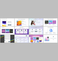 templates for website design minimal vector image
