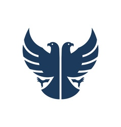 Double-Headed-Eagle-380x400 vector image