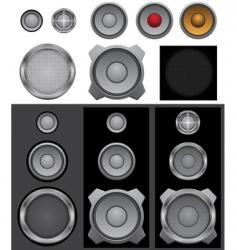 Speaker basic vector