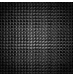 metallic background texture vector image