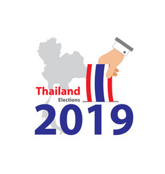 Elections thailand 2019 - 01 vector