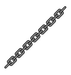Chain icon vector
