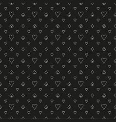 Seamless pattern sn vector