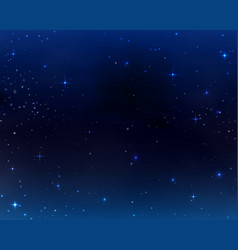 Space galaxy universe sky cosmos nebula background vector