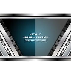 Business metal backgrounds design vector