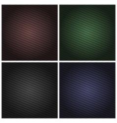corduroy fabric texture vector image vector image
