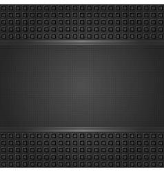 Corduroy banner background vector