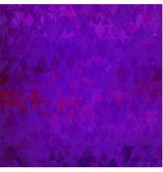 Dark purple geometric abstract background vector