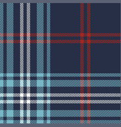 Plaid pattern multicolored background vector