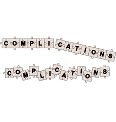 Complication vector