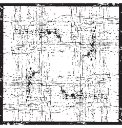 Abstract Texture Frame vector
