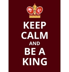 Poster Keep Calm vector
